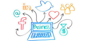 Vender en redes sociales para ampliar nuestro mercado.